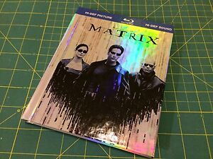 The Matrix / Hero bluray combo Abbotsford Yarra Area Preview