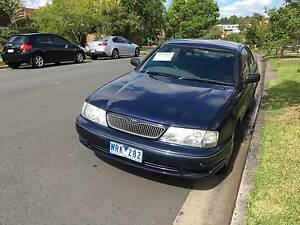 2000 Toyota Avalon Sedan Castle Hill The Hills District Preview
