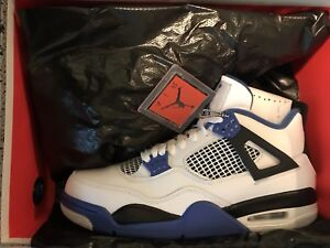"Nike Air Jordan 4 Retro ""Motorsport """