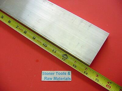 1 X 2 Aluminum 6061 Flat Bar 14 Long Solid New Extruded Mill Stock 1.0x 2.0