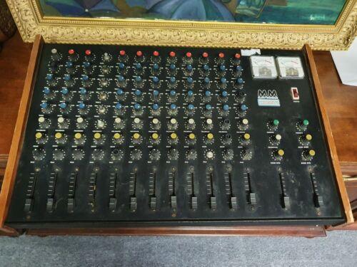 Mischpult Mixer MP 175 Mixer Tonstudio Dj Nachlass