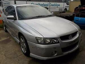 WRECKING / DISMANTLING 2005 HOLDEN VZ COMMODORE SV6 5 SP AUTO North St Marys Penrith Area Preview