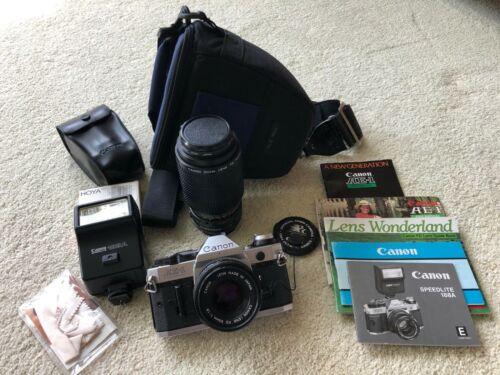 Canon AE-1 Program 35 mm camera