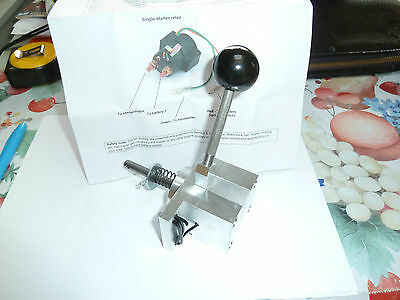 HARLEY-DAVIDSON PULL START LEVER FOR CUSTOM BIKES BOAT CAR ANY THING ETC,