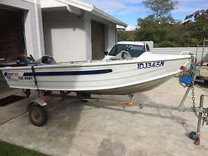 Quintrex Boat Nelson Bay Port Stephens Area Preview