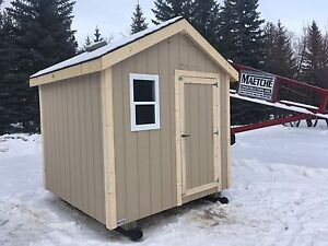 Ice Fishing Shed (by Maetche Construction)