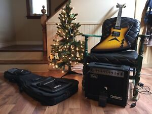 Complete Metal Package! Guitar amp and pedal