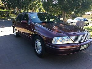 2000 Ford Fairlane Sedan Sunnybank Brisbane South West Preview
