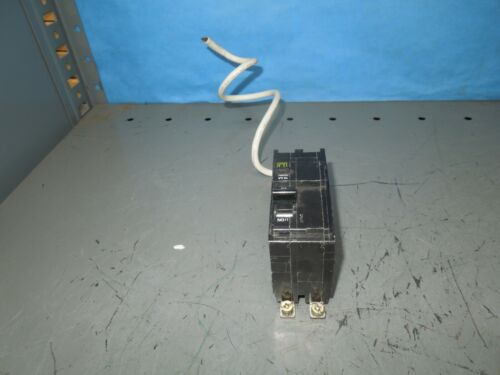 Square D Qob240epd 40a 2p 240v Equipment Protected Circuit Breaker Used