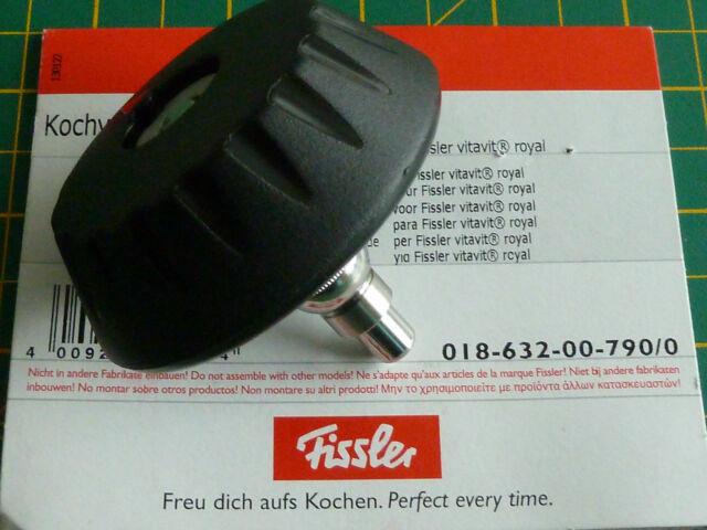 Fissler Vitavit Royal Main Control Valve 01863200790/0