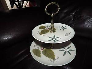 Royal Winton 2 tier cake plate Greenfields Mandurah Area Preview