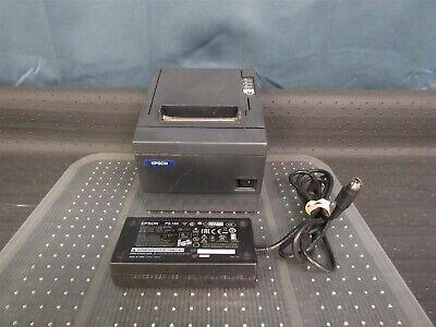 Epson Micros Tm-t88iii M129c Pos Thermal Receipt Printer W Rs-232 Port