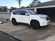 Toyota Prado 2015 GXL 2.8 Diesel Pitt Town Hawkesbury Area Preview