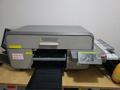 Dtg Printer - Ricoh Anajet Ri3000 - 2 Years Old - Lightly Used - Inventory Added