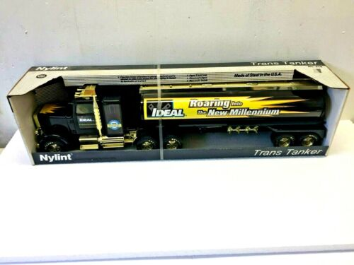 Nylint Pressed Steel Freightliner Trans Tanker IDEAL No.315 New in Banded Box