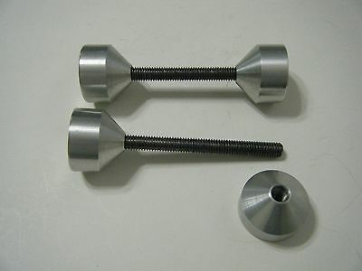 1 12-two Hole Pin-6061 Aluminium- 38-16