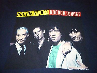 Rolling Stones Vintage 94 Shirt ( Used Size XL ) Very Good Condition!!!