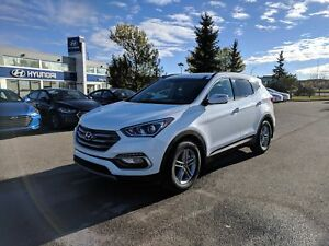 2017 Hyundai Santa Fe Sport 2.4finance as low as 1.99% oac