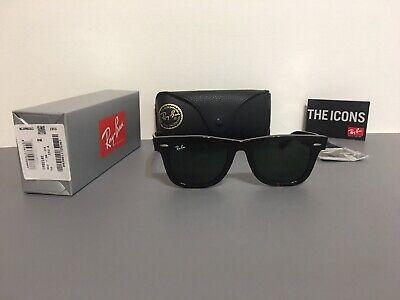 RAY BAN RB2140 902 Original Wayfarer Tortoise/Green G15 50mm Sunglasses