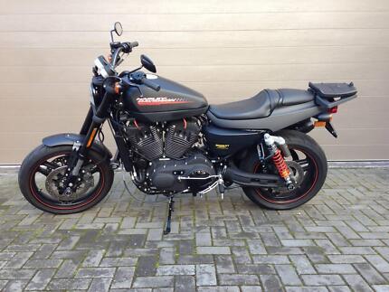 Harley Davidson XR1200X Glenelg Holdfast Bay Preview