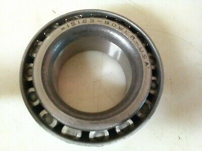 Bower 15123 bearing cone, made in