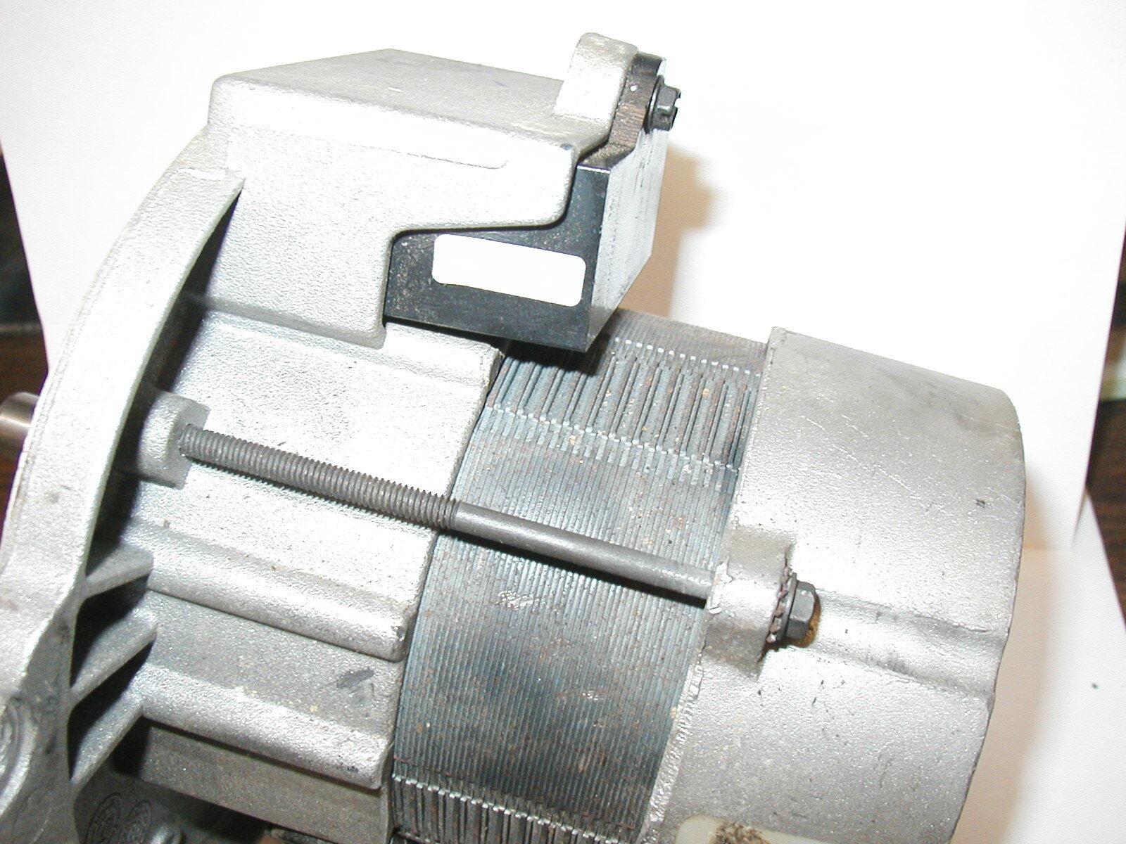 Beckett 21805u 1 7 oil burner motor repair ball bearings for Oil furnace motor replacement cost