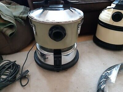Premiere Mini 175 Vintage Industrial/Commercial tub vacuum hoover