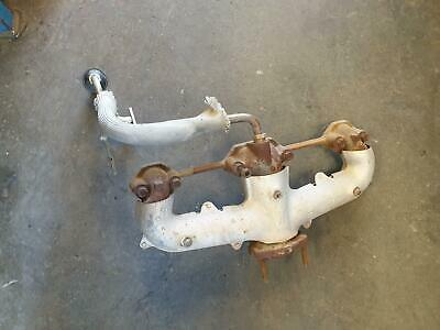 1992-96 CHEVY CORVETTE C4 RIGHT EXHAUST MANIFOLD USED OEM