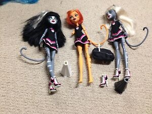 Monster high - torilie cheer squad