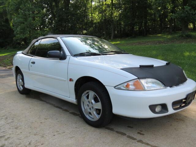 Chevrolet : Cavalier 2dr Converti 2000 Chevy Cavalier CONVERTIBLE! CLEAN!! L@@K!!