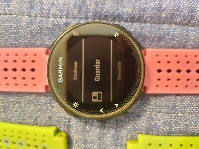 Garmin Forerunner 235 Watch - extra wristband
