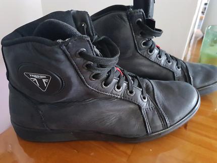 Genuine Triumph Motorcycle Shoes