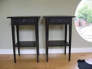 IKEA Bedside Table with Smooth running drawer Gymea Sutherland Area Preview