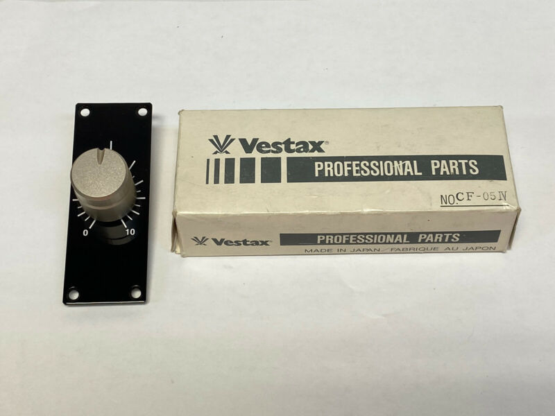 Vestax CF-05IV Professional Parts (Made In Japan)