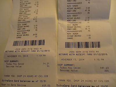 How we broke the register at CVS using coupons & gift cards | eBay