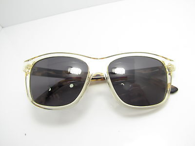 Sunglasses Illesteva Men Authentic Clear/Tortoise House of Waris  Free Shipping