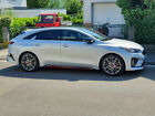Kia ProCeed (CD) 1.6 T-GDI GT DCT7 Test
