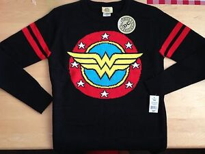 NEW Wonder Woman sweater
