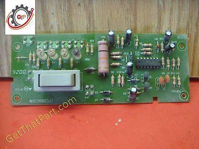 GBC 1130S 2230S Paper Shredder 115V Main Control Bd PCB Switch Assy