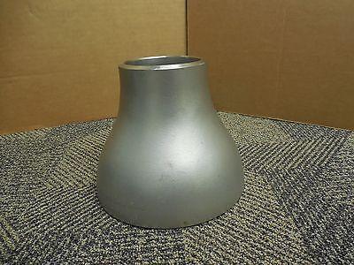 Cid 6 X 3 Butt Weld Bell Reducer 316 Stainless Ss Schedule 40s New