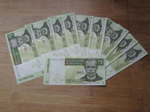 Lot of 10 World Paper Money #887