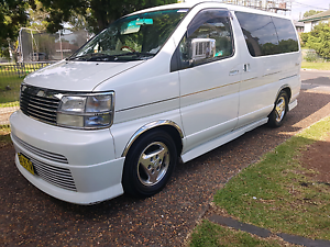Nissan El grand homy 8 seater Liverpool Liverpool Area Preview