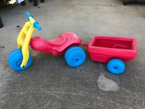 Toddlers Tricycle Scrambler