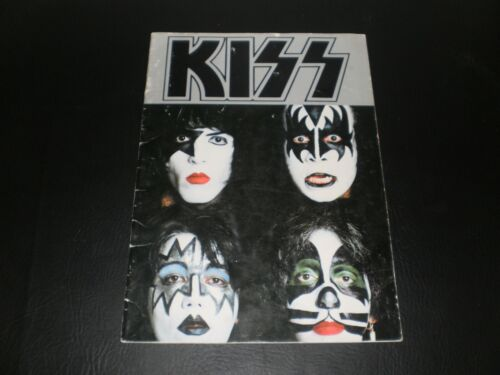 KISS 1979 DYNASTY OFFICAL TOUR CONCERT PROGRAM VINTAGE