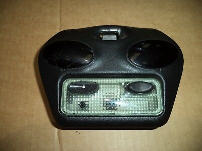 PORSCHE BOXSTER 986 INTERIOR LIGHT & ALARM RECEIVER  BOXSTER ROOF LATCH