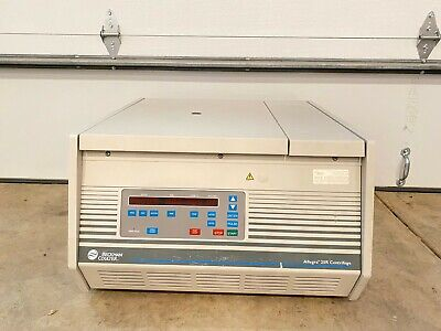 Beckman Coulter Allegra 25r Refrigerated Benchtop Centrifuge Rotor W Warranty