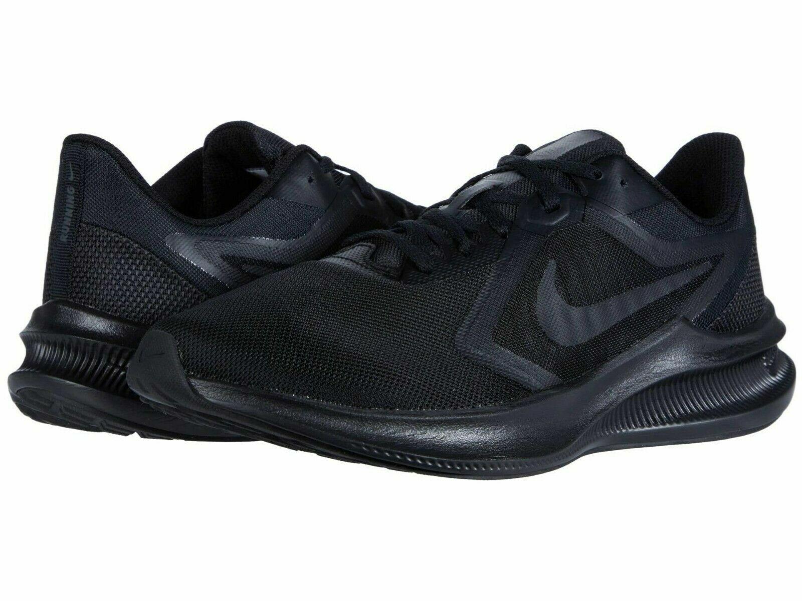 Nike Downshifter 6 Mens Black Shoes