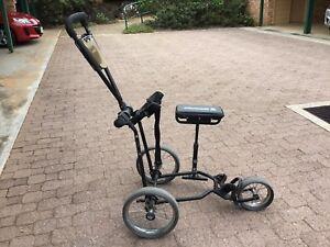 BROSNAN Push Golf Buggy