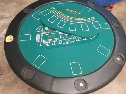 Gumtree poker table adelaide casino calais horaire