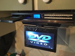 3 COMBO UNIT - DVD, TV (Cable) & RADIO ALL IN ONE